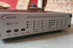 """Vente: Re-clocker """"Pro"""" Mutec MC3+ Silver"""