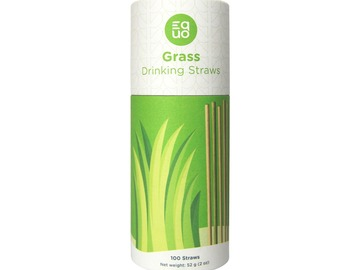 Selling: Grass Straws - EQUO Sustainable Straws (100 Standard)