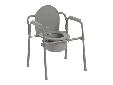 SALE: Steel Bedside Commode | Delivery in Toronto