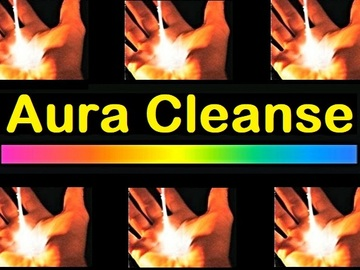 Selling: Aura Cleanse (Distance Healing)