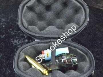 Post Now: Grenade Grinder Metal Pipe Kit