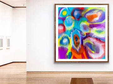 "Sell Artworks: ""Acid Wash"""