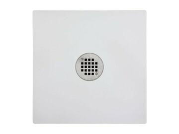 "SALE: Stop-the-Slip Non-Slip Shower Mat   White   24"" x 24"""