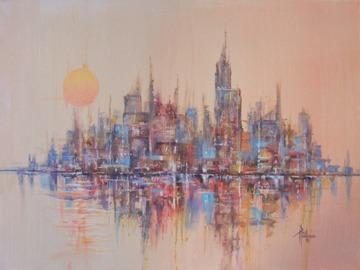 Sell Artworks: Ocean City II