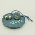 : Personalized letter hairband