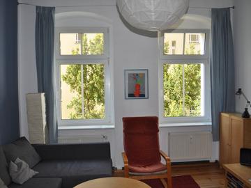 Tauschobjekt: 4 Zimmer Eigentumswohnung in Berlin Tempelhof