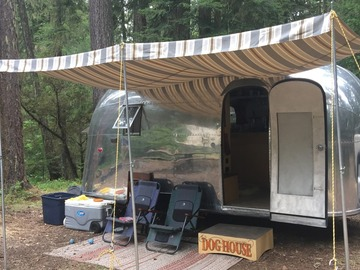 For Sale: 1958 Renovated Airstream Pacer - Ready to Camp