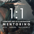 1 on 1 Mentoring: Concept Art & Illustration