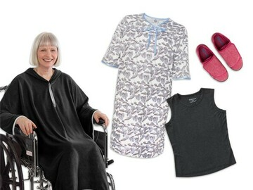 SALE: Women's Nursing Home Assisted Care Kit (Daily Comfort)