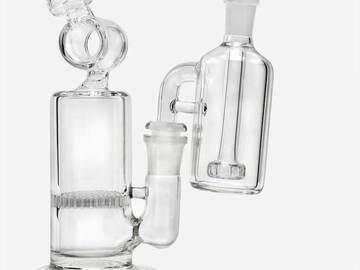 Post Now: Ash Catcher 14mm 90 Degree