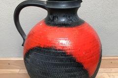Verkaufen mit Online Zahlung: Retro Bodenvase