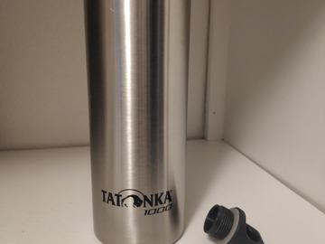 Myydään: Water bottle 1000 ml