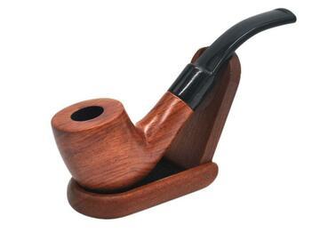 Post Now: Ebony Wooden Pipe