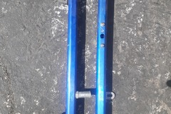 Selling with online payment: 99-04 Mustang BBK Fuel rails
