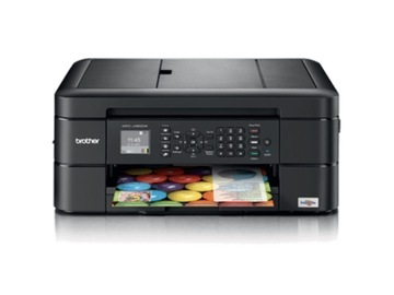 For Sale: MFCJ480DW Compact Wireless Inkjet Printer for Sale only 88NZD