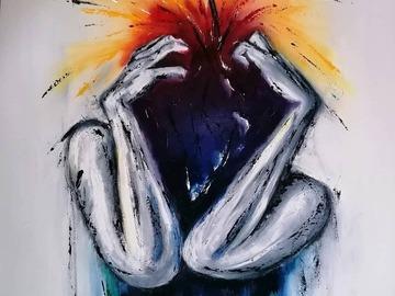"""Sell Artworks: """"Feel"""""""