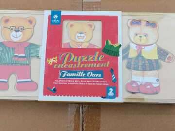 Vente: Puzzle Ours Neuf (2 ans)