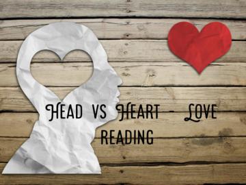 Selling: Head vs Heart Love reading