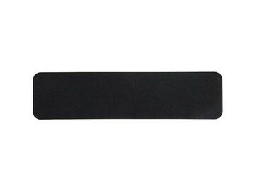"SALE: Stop-the-Slip Non-Slip Grit Treads, Black | 24"" x 6"""