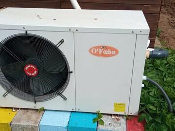 À vendre: pompe à chaleur pour piscine