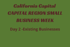 Announcement: Capital Region Small Business Week: Day Two