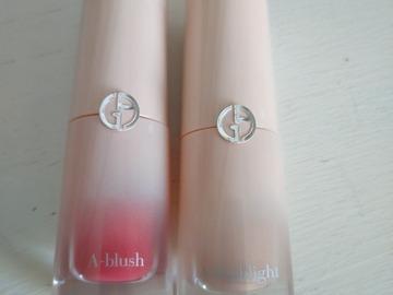 Venta: Pack A-blush y A-highlight Armani