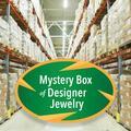 Liquidation/Wholesale Lot: Love it or Money Back Mystery Box Of Designer Jewelry -$2,000.00