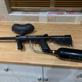 Selling with online payment: Tippmann custom 98 paintball marker