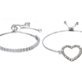 Liquidation/Wholesale Lot: 12 Bracelets Our Best Sellers of Swarovski Elements Jewelry