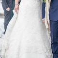 Ilmoitus: Casablanca bridal puoli merenneito hääpuku