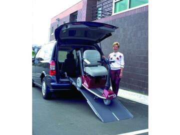 QUOTE: Handicap Rear Door Van Ramp