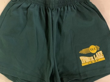Selling A Singular Item: Timber Lake shorts