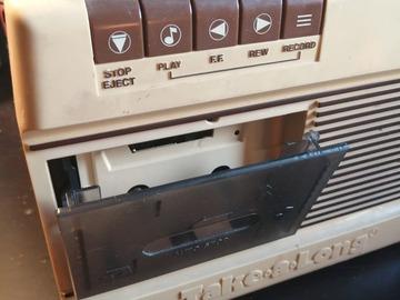 À vendre: Lecteur cassette vintage take à long 1983