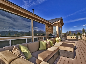 Retreat Package: 6bd South Lake Tahoe Luxury Mountain Retreat