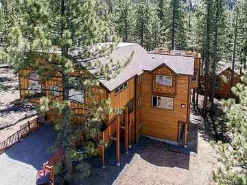 Retreat Package: 7bd Luxury Mountain Retreat w. Rooftop Deck