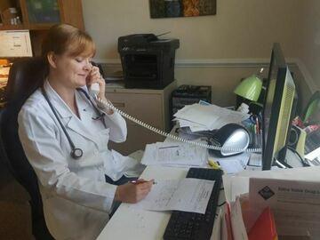 Offering Services: Braun Internal Medicine, P.C. Medical Care Age 65 & Up.