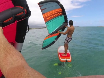 Daily Rate: Day on the Bay with Awesome WingFoil