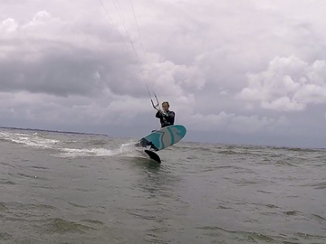 Hourly Rate: Awesome KiteFoil Gear - Experience necessary
