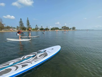 Hourly Rate: Try Standup Paddle Today - 30mins from Brisbane CBD