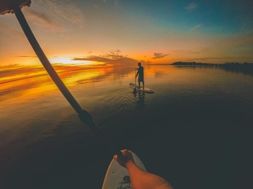 Daily Rate: All Day In Moreton Bay on this beginners SUP