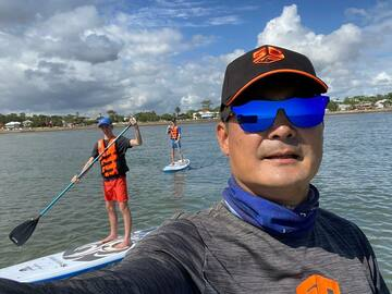 Weekly Rate: Weekly Rental - Perfect for exploring the Bay by SUP