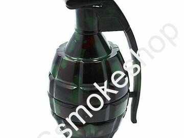 Post Now: Grenade Herb Grinder 3″