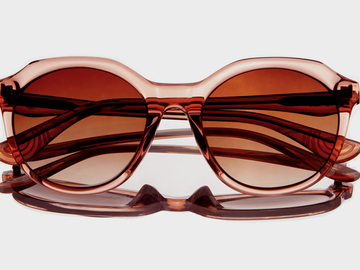 Selling: Handcrafted Sunglasses for the Asian low bridge nose.