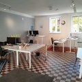 Vuokrataan: One spacious electric desk available at Keitele Co-Working