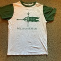 Selling A Singular Item: Adult Small, William and Mary T-Shirt