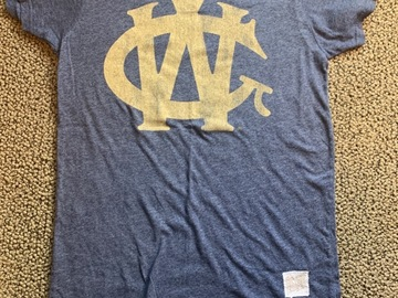 Selling A Singular Item: Adult Small, George Washington University T-Shirt,