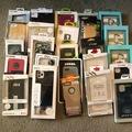 Liquidation/Wholesale Lot: Lot of 25 phone cases