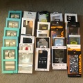 Liquidation/Wholesale Lot: Lot of 25 new Cell phone cases