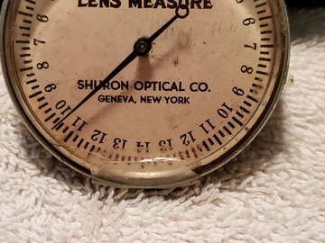 Selling with online payment: Geneva Lens Clock, Shuron Optical Co, Geneva, NY