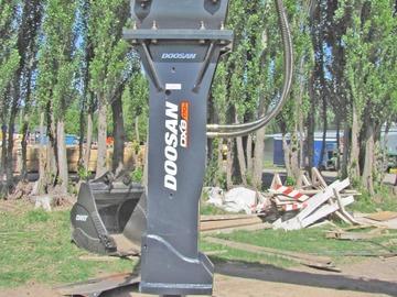 En alquiler: Excavadora Martillo Hidraulico - Hola Rental - Alquiler / Ve